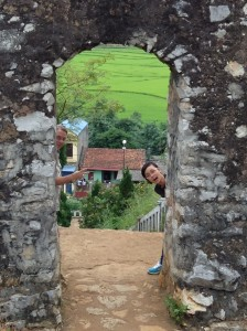 Fun climbing to overlooks and temples