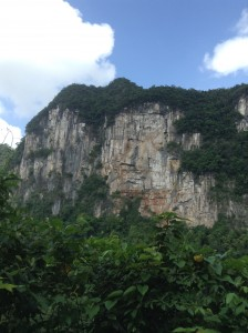 Phoung Nha Ke-Bang National Park is breathtaking in scenery.