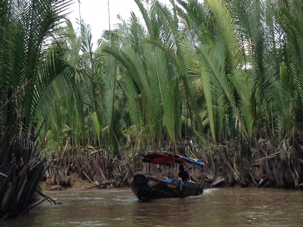 Rollin' down Mekong!