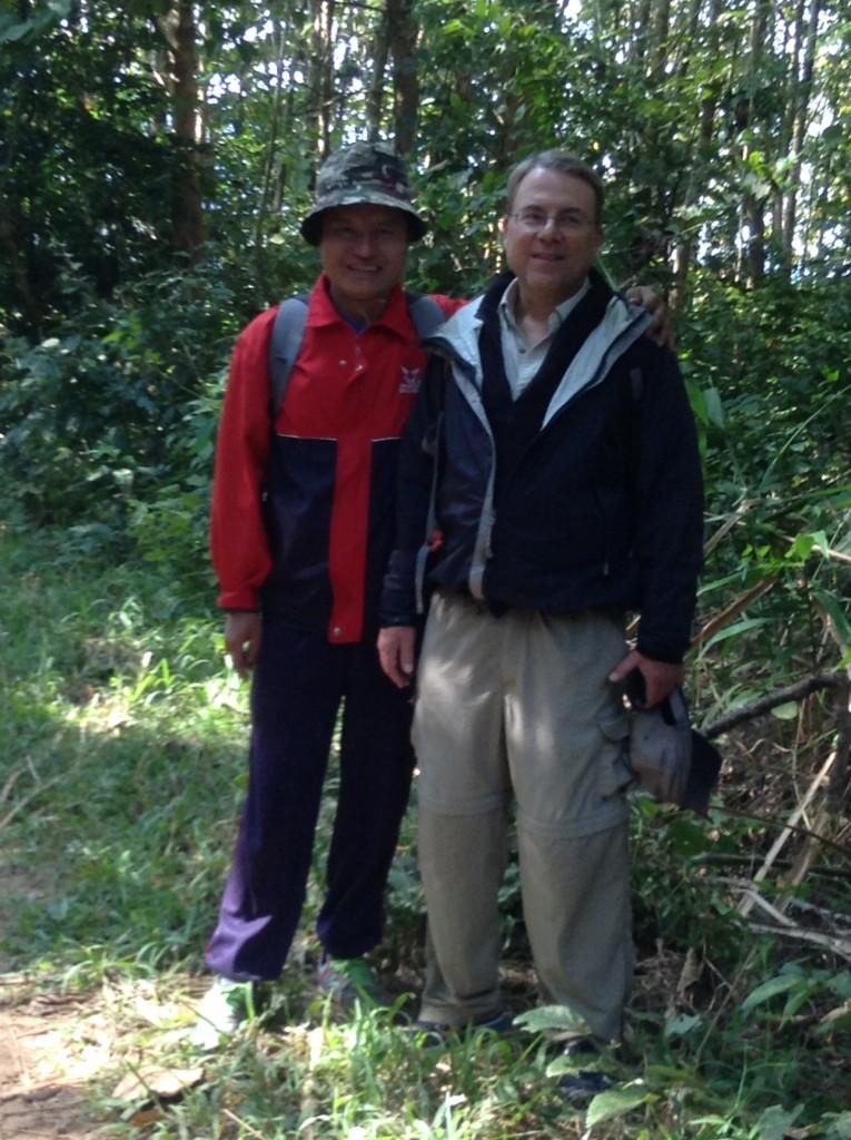Our dear guide and English teacher Tung.