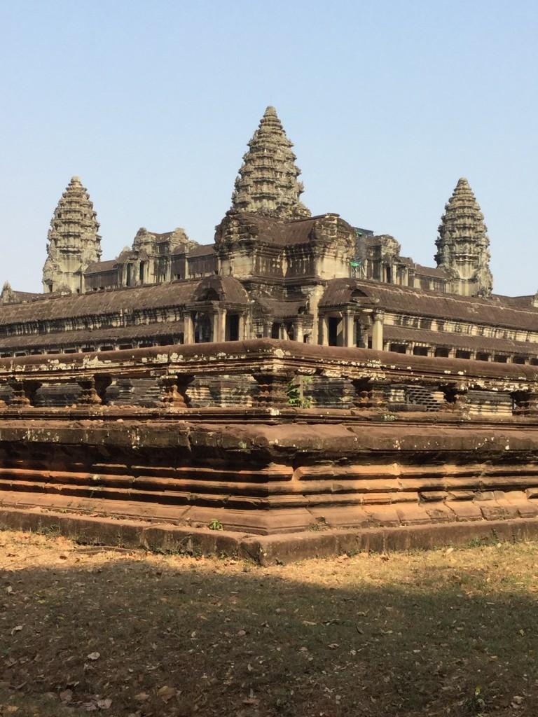 We finally made it to Angkor Wat!