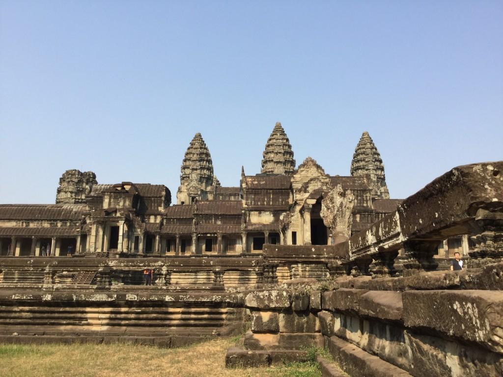 Awesome Angkor Wat!
