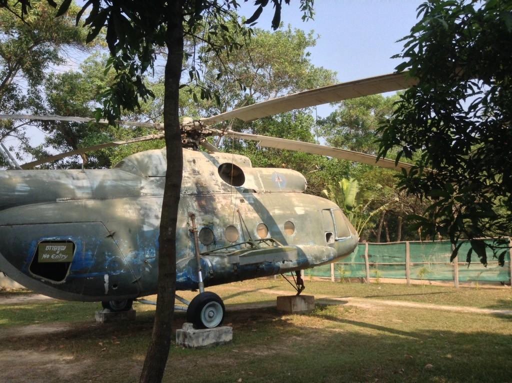 Vietnam era helicopter Soviet