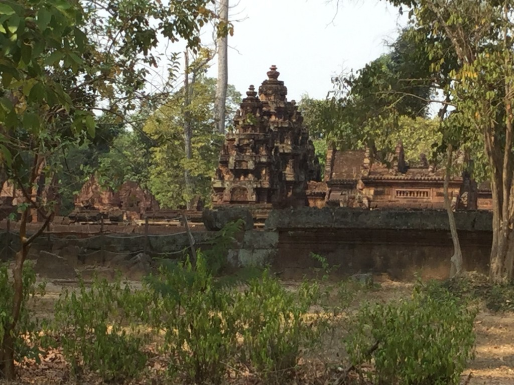 Temples as they are meant to be seen off of the beaten track.